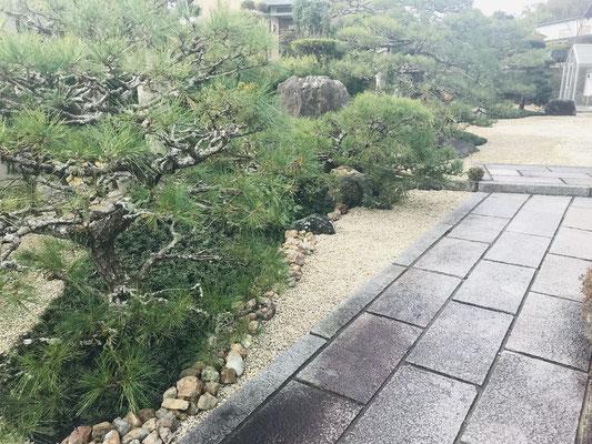 S邸お庭リフォーム