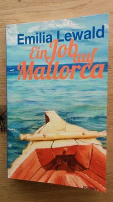 """Buchcover """"Ein Job auf Mallorca"""""""