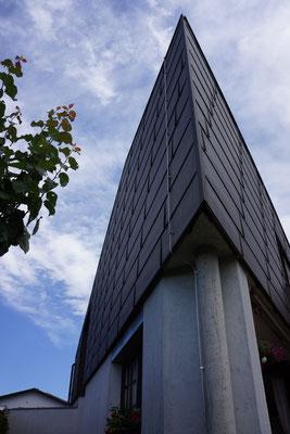 PREFA FX.12 Fassadenplatten - NACHHER