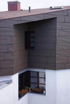 PREFA FX.12 Fassadenplatten