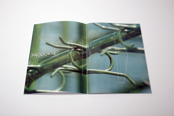 Digital Broschuerendruck
