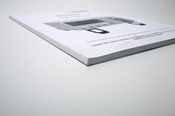 Digitaldruck Gebrauchsanweisung