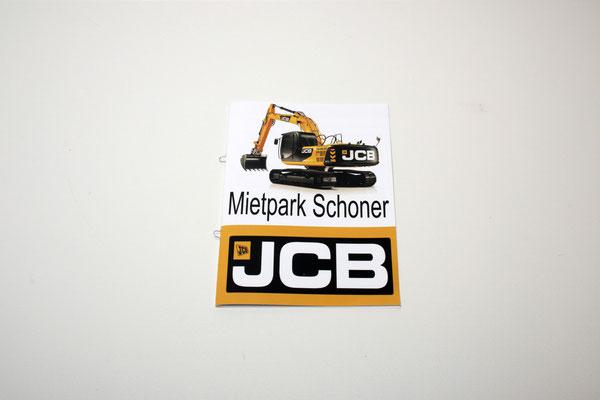 Digitaldruck Werbeflyer
