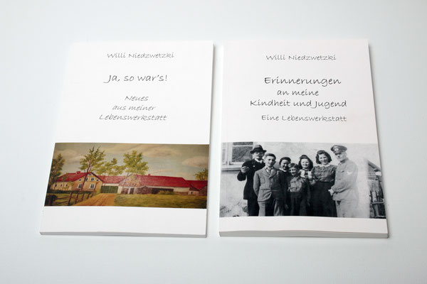 Kleinserie Buchdruck
