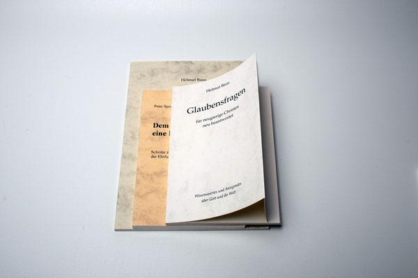 Buchdruck, Einzeldruck
