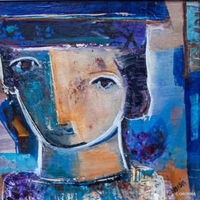 """""""El Graduado""""  (23 x 23 cm)"""