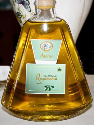 Unser Bio-Olivenöl der Sorte Verdello  - einzigartig im Geschmack!