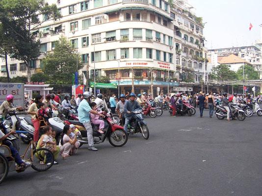 Hô Chi Minh Ville (Saïgon)