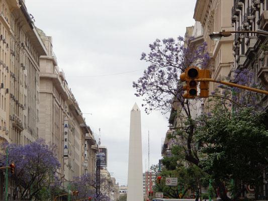 L'Obélisque de Buenos Aires