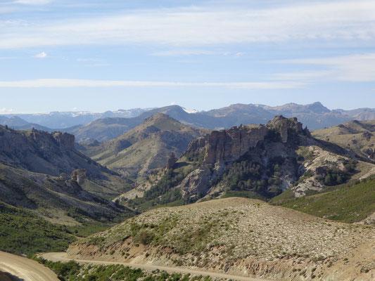 Arrière pays près de Bariloche