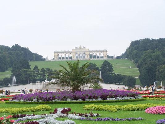 Les Jardins du Château de Schönnbrunn
