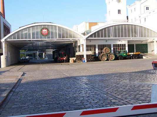La brasserie Pils à Pilsener en République Tchèque