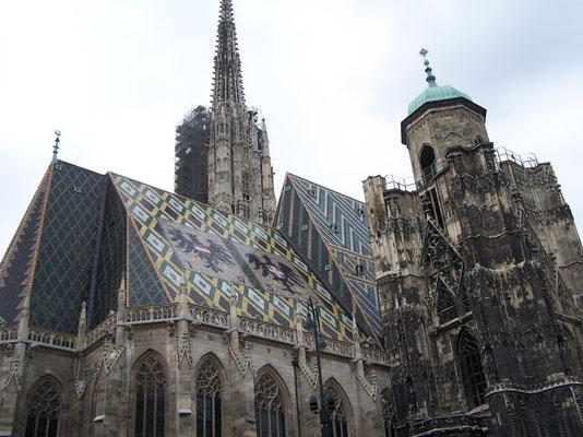 La Cathédrale de Vienne en Autriche