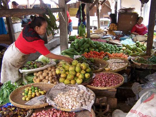 Les marchés traditionnels