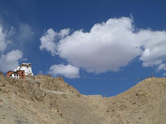 Le Ladakh, la ville de Leh à 3500m d'altitude