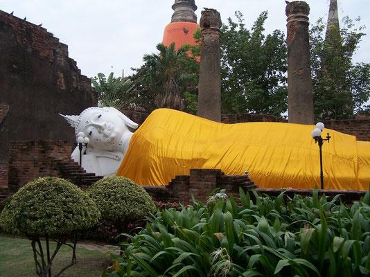 Le Parc historique d'Ayutthaya