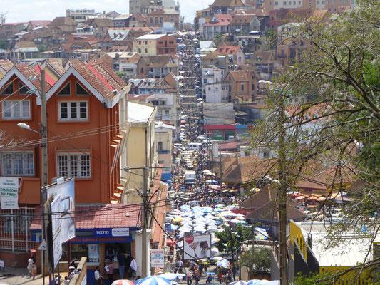 La capitale, Antananarive