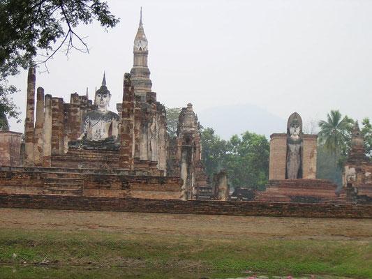 Le parc historique de Sukhothaï