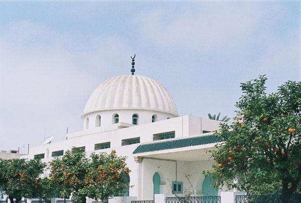 Mosquée à Hammamet
