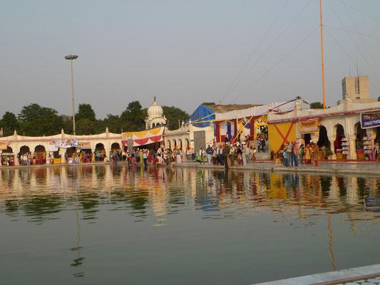 Le Temple Sikh de Delhi