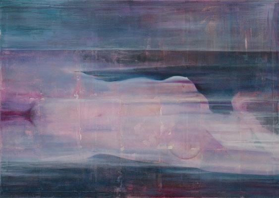 LANDSCAPE 2 | Mixed Media/Leinwand | 140 x 100 cm | 2010