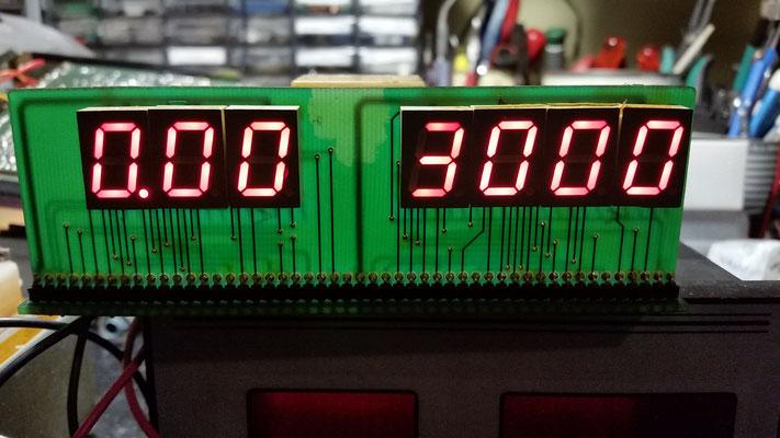visualizza i 3000 A cc   con 60 mVcc