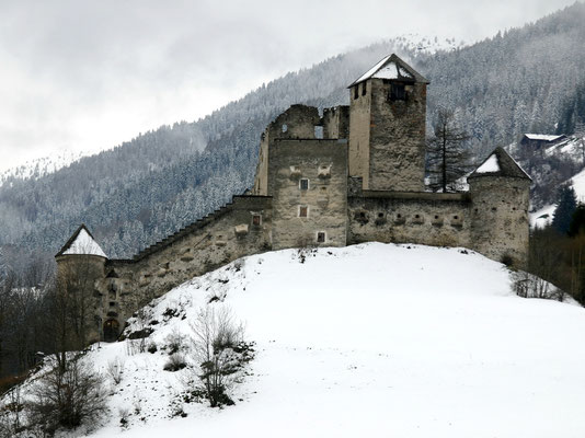 Burg Heinfels - Osttirol