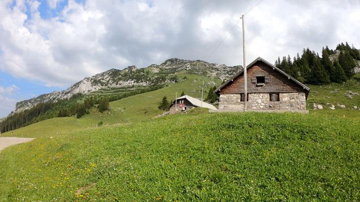 Alp Walau - 1403 M