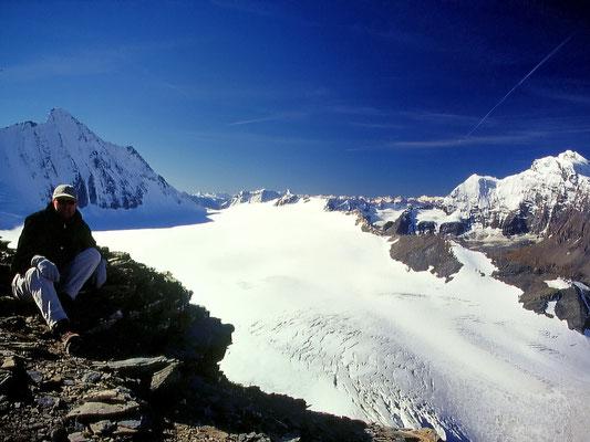 Glacier du Giétro
