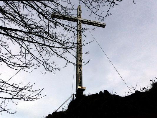 Gipfelkreuz - 1452 M