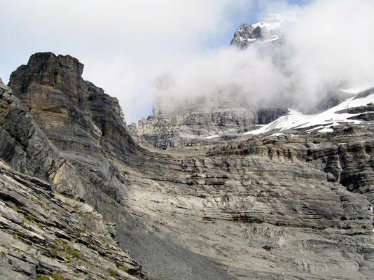 Rotstock - Eiger Westflanke