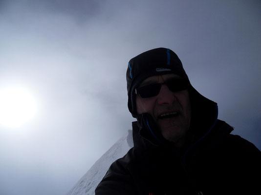 Am Gipfel der Ludwigshöhe