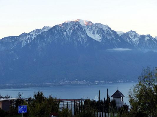 Le Grammont 2172 M - Von Montreux