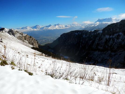 Bergpanorama - Les Diablerets - Chablais