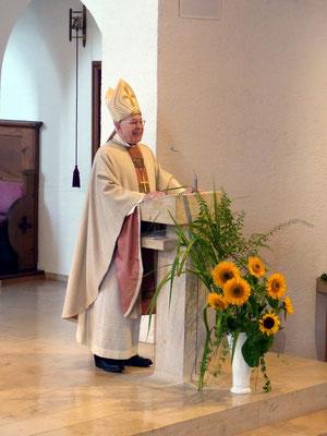 Ansprache des Bischofs Rainer Klug