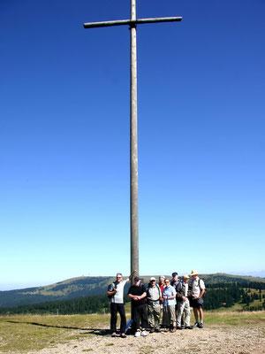 Gipfelbild - 1415 M