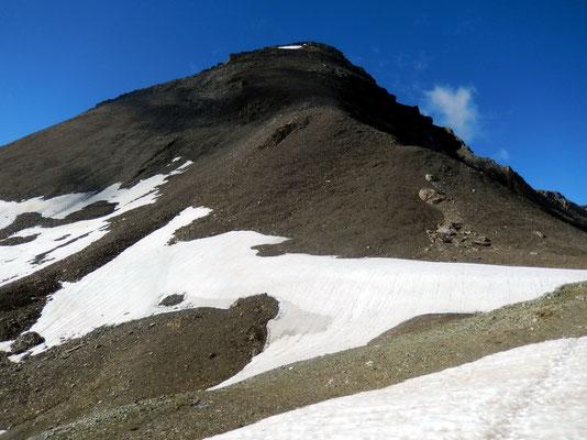 An der Fuorcla Pischa - 2871 M