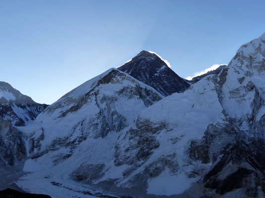 Mount Everest - South Col - Lhotse