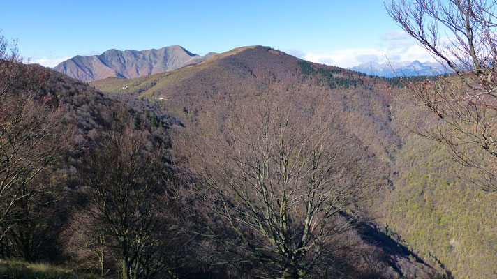Monte Spalavera - 1534 M