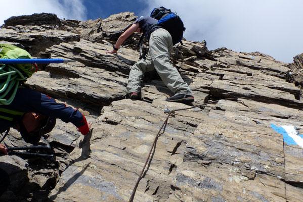 Kletterstelle