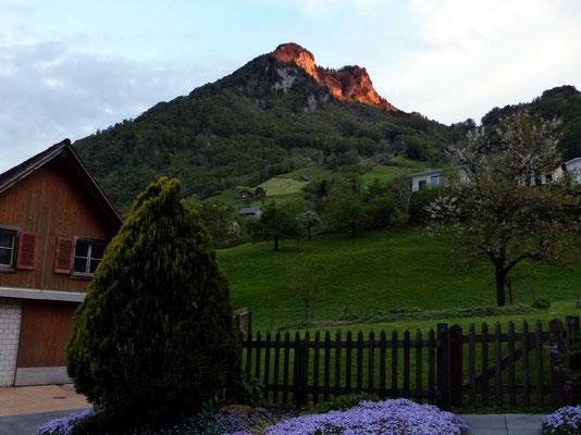 Sonnenaufgang am Gersauerstock