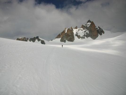 Aiguille du Midi - 3842 M