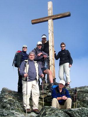 Tête-Noire-Gipfel 2981 M