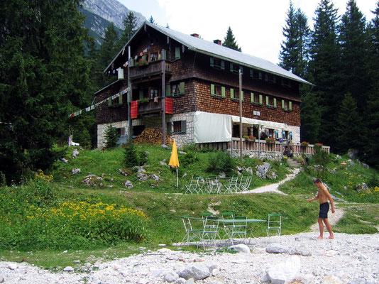Reintalangerhütte - 1367 M