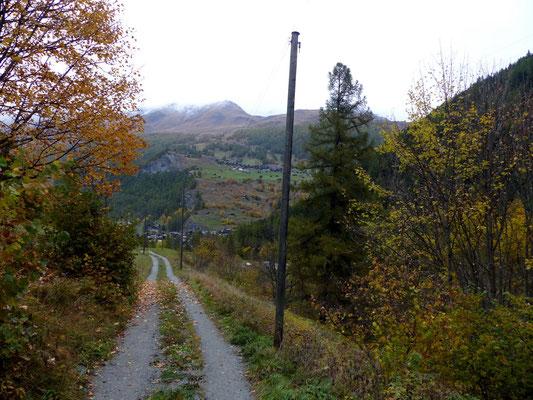 Im Val d'Arolla