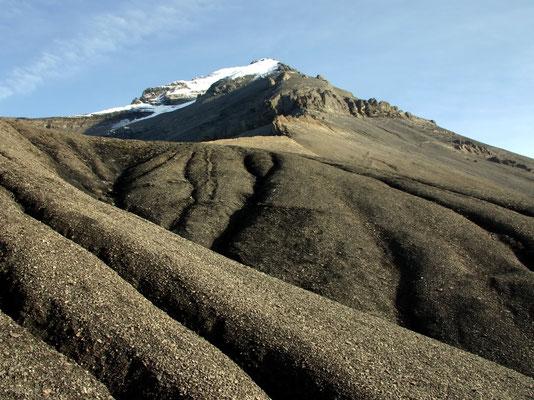 Am Col de Susanfe - 2494 M