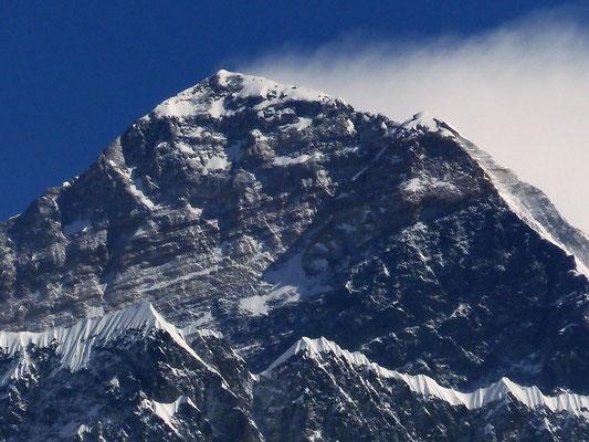Mount Everest - Haupt- u. Südgipfel