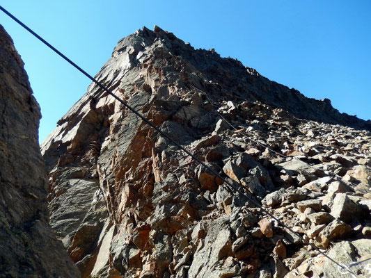 Jegihorn-Gipfelgrat