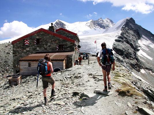 Cabane de Tracuit - 3256 M