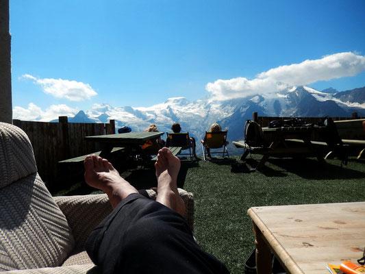 Oberwalliser Alpenpanorama